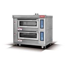 BDR-40H Gas Double Deck Oven For Bakery